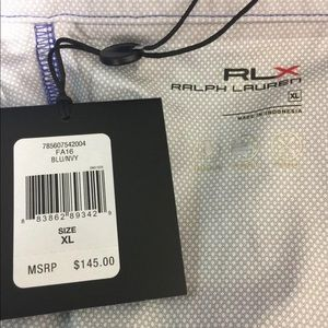 RLX Ralph Lauren Jackets & Coats - RLX Ralph Lauren Wind Shirt Water Resistant